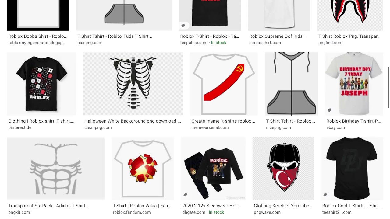 How To Get Make Any T Shirt You Like On Roblox Youtube