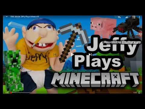 Jeffe plays minecraft