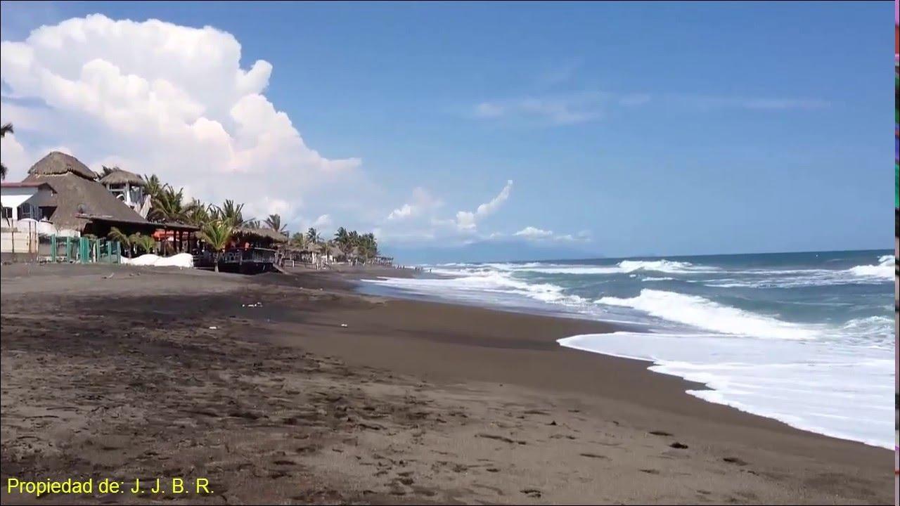 Playa beach el real tecom n colima m xico diversi n y m s youtube - Fotos de hamacas en la playa ...