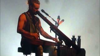 Xavier Rudd - The Mother live @ Ancienne Belgique 29.04.16