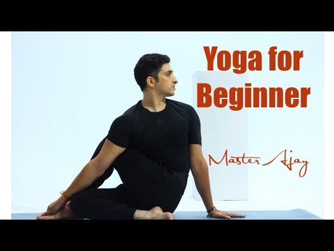 Beginner Yoga for All / Master Ajay / Jai yoga