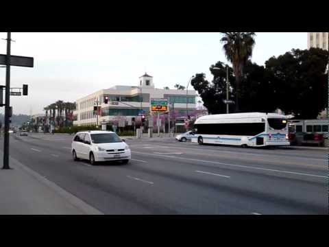 Los Angeles - between Little Tokyo and Union Station
