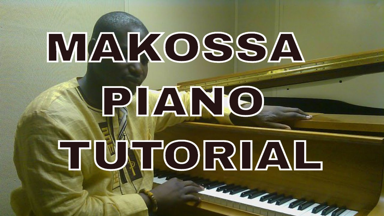 Download How to Play Makossa Praise on piano like a professional - licks and progression
