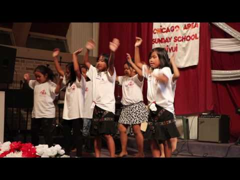 Chicago Area CE Civui 2017 - UCCC Action Song