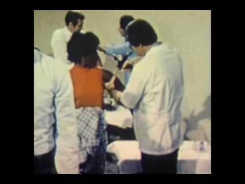 Smallpox Vaccine Gun