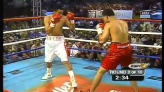 Miguel Cotto vs Ubaldo Hernandez 1 of 2