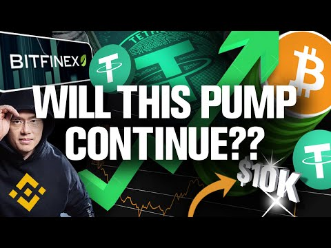 BEWARE Of This BITCOIN PUMP! Why!? Tether USDT