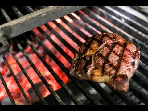 Ribeye Steak on the Josper Oven | The Coal Shed Brighton