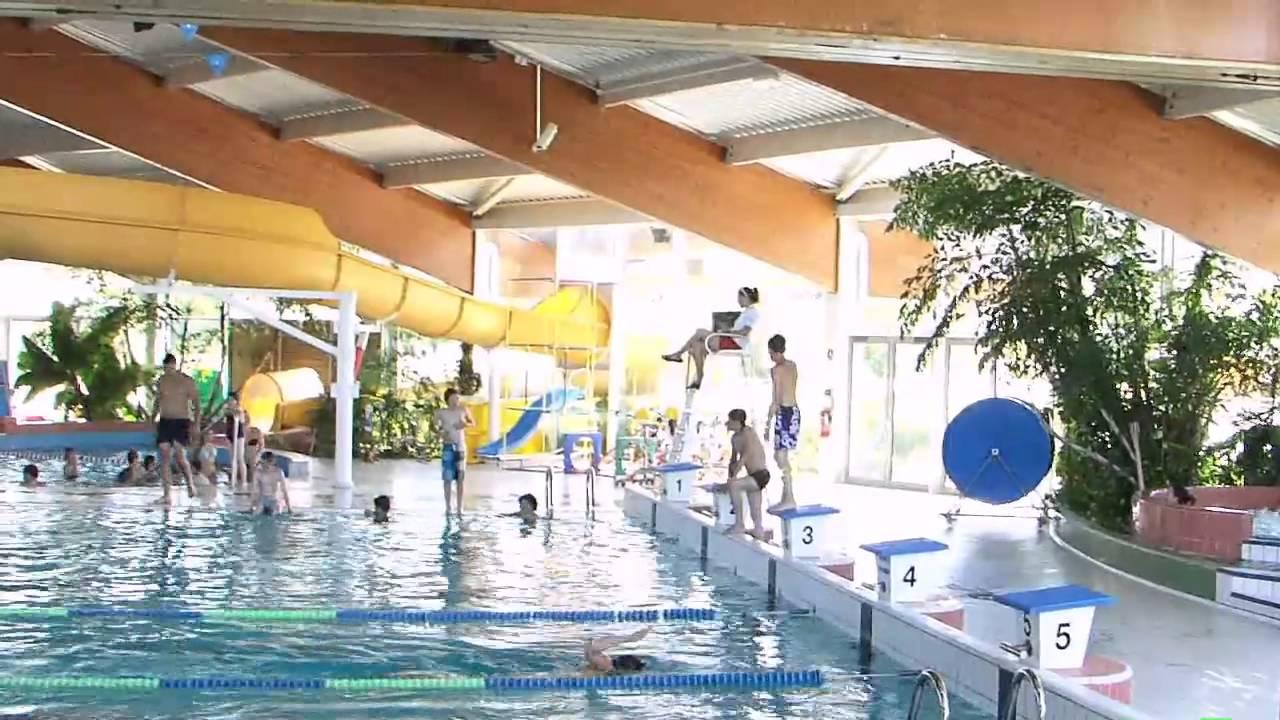 Prsentation du centre aquatique Cap Vert  Les Herbiers  YouTube