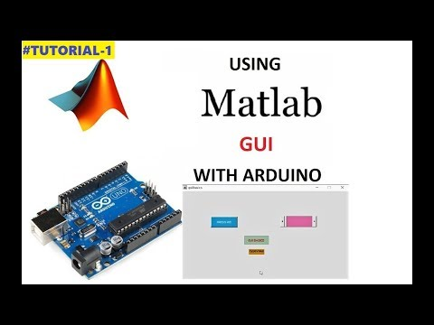 1 0 Installing Arduino support package & Matlab GUI basics in 2017