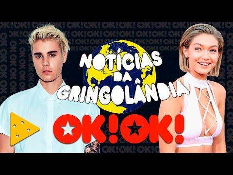 Justin Bieber e Gigi Hadid atacados por aí, bafos da Lindsay Lohan e baby do Adam Levine