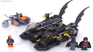 LEGO DC Super Heroes Batboat Harbor Pursuit review! set 76034