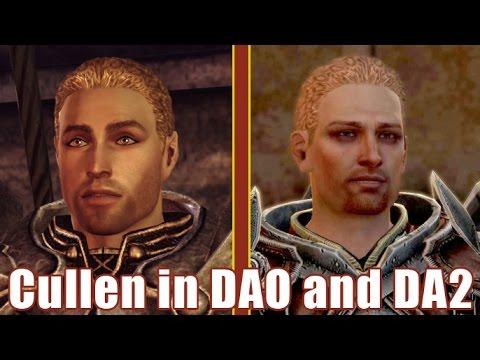 Cullen Rutherford in DAO and DA2