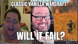 Wow Classic Beta - Will It Succeed?