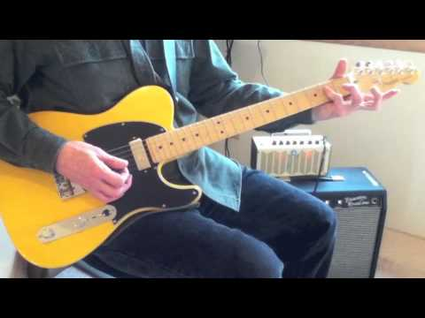Guitar Lesson: Al Green's