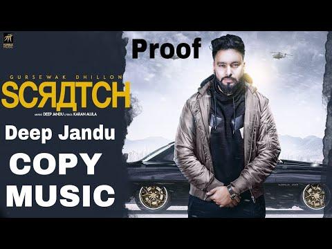 Scratch || Gursewak Dhillon || Deep jandu || COPY MUSIC || From Lil daku