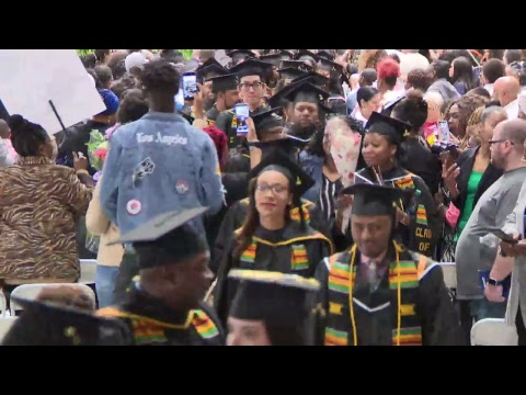 Roxbury Community College 43rd Commencement Ceremony