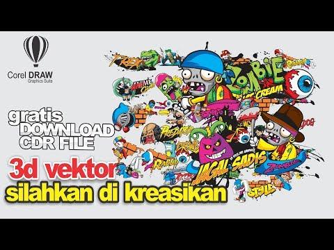 vektor-3d---coreldraw-free-download-cdr-file