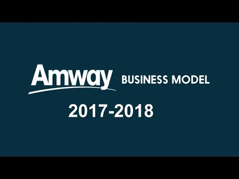 Amway Business Plan 2017-18