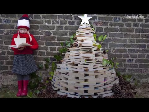 The Book Christmas Tree Is Trend And We Love It
