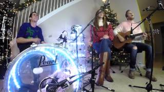 The Little Drummer Boy - Live Cover - Ft. Blonde River