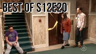 The Big Bang theory s12e20 best and funniest moments