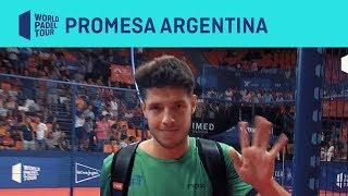 Agustín Tapia: así es el nuevo compañero de Fernando Belasteguín | World Padel Tour