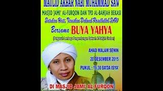 Maulid Akbar Majelis Al Bahjah (Buya Yahya) 20-Des-2015
