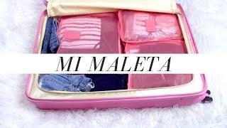 ¿CÓMO HAGO LA MALETA? ♥ Trucos y lo que llevo cuando viajo