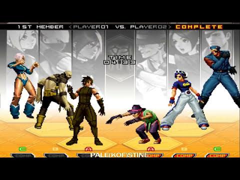 KOF 2002 UM - 台灣-阿澤 VS Nikolai-保力達 (Random Select 05.02.2018) FT10