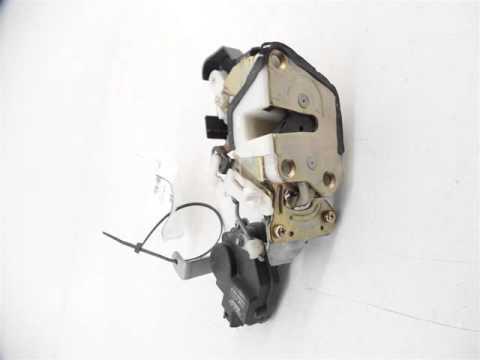 2003 Mitsubishi Outlander Lh Rear Door Lock Actuator