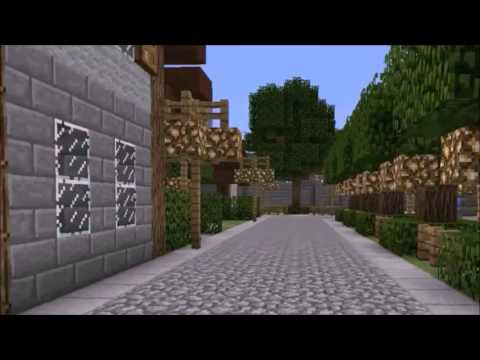 Shakespeare's Mcbeth in minecraft (with friends for fun) in a nutshell