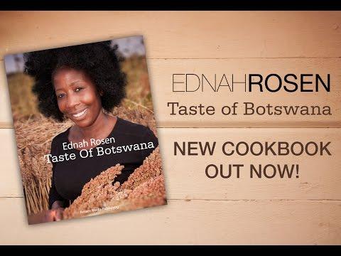 Taste of Botswana   New Cookbook!