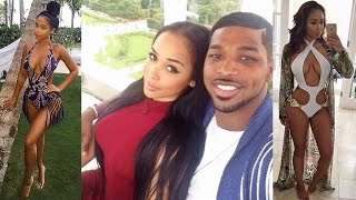 Cavaliers Tristan Thompson's girlfriend Jordan Craig