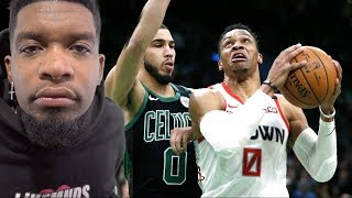 RUSSELL Has The ANSWERS! Houston Rockets vs Boston Celtics Full Game Highlights