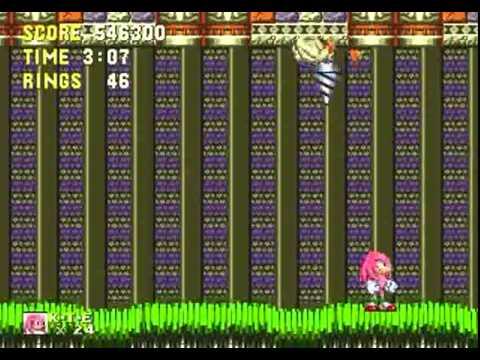 Sonic 3 & Knuckles (Genesis) - Longplay as Knuckles