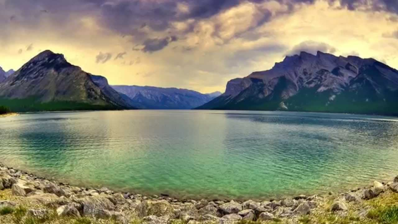 The Natural Beauty Of Canada