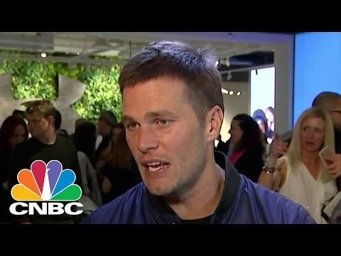 Tom Brady On Under Armour's Kevin Plank, NFL Ratings, Donald Trump | CNBC