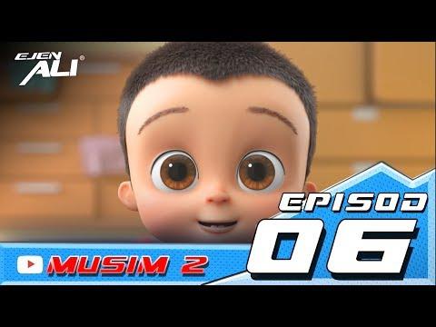 Ejen Ali Episod 6 - Misi: Susu