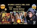 Mr. Eazi & Major Lazer Feat. Nicki Minaj - Oh My Gawd - Official Dance Video - REACTION