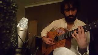 Ur jaoon - Strings - Fingerstyle classical guitar cover