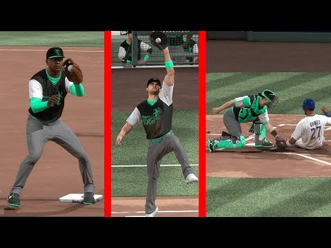 GAME SAVING TRIPLE PLAY! *SO CLUTCH* MLB The Show 17 | Battle Royale