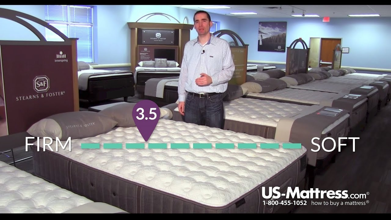 stearns and foster estate addison grace luxury cushion firm mattress expert review