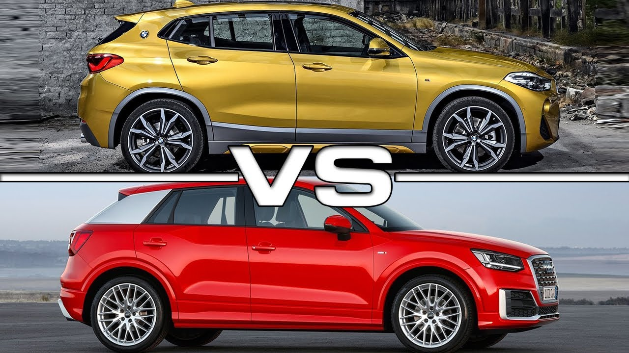 2018 bmw x2 vs 2017 audi q2 youtube. Black Bedroom Furniture Sets. Home Design Ideas