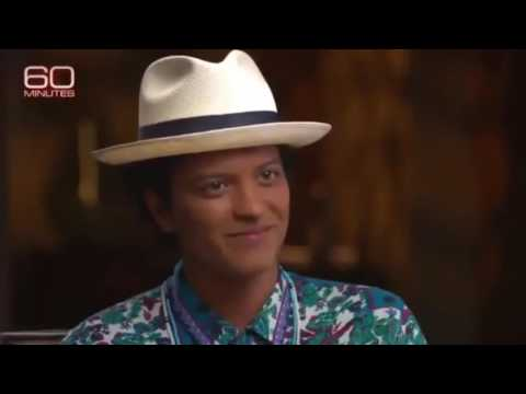 Bruno Mars 60 Minutes interview preview #bruno #mars
