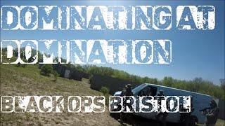 Domination at Black Ops Bristol (HK MP5 Gameplay)