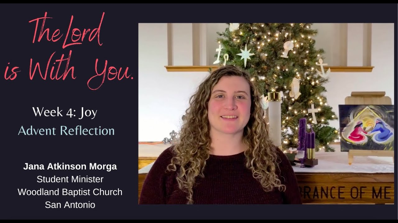 The Lord is With You Advent Reflections