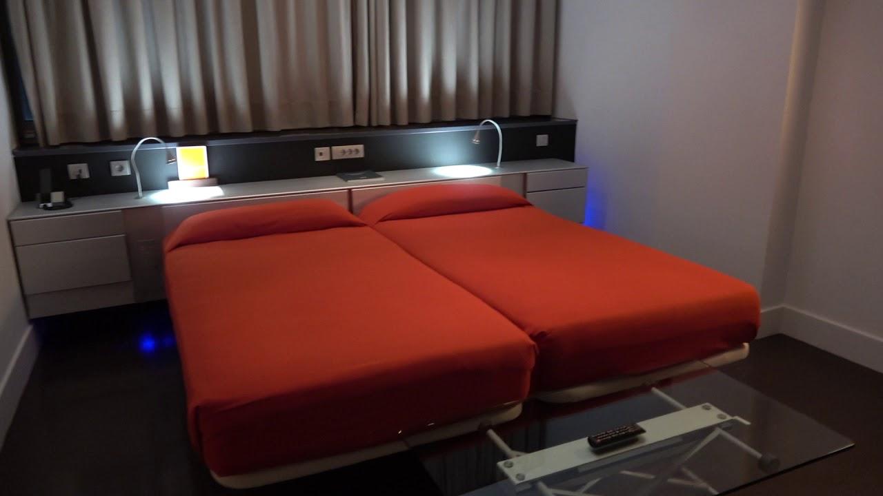 Dziennik z podróży – zjawiskowy pokój hotelowy w Barcelonie