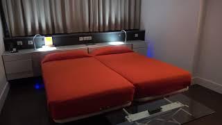 Dziennik z podróży - zjawiskowy pokój hotelowy w Barcelonie