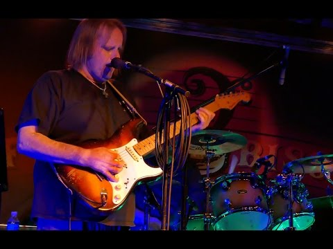 Walter Trout 2017-02-17 Boca Raton, Florida - The Funky Biscuit